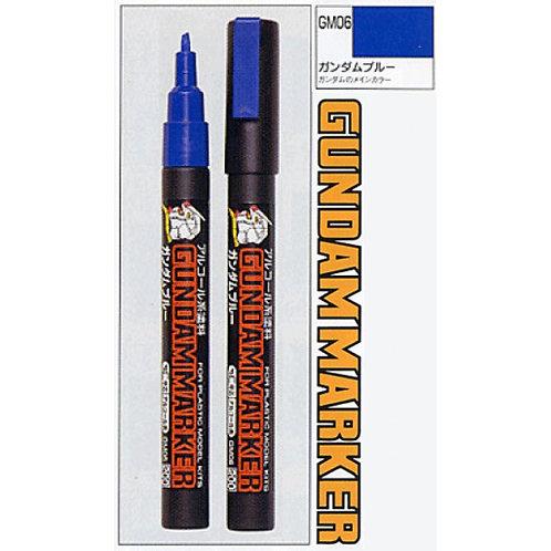 Gundam Markers Blue GM 06