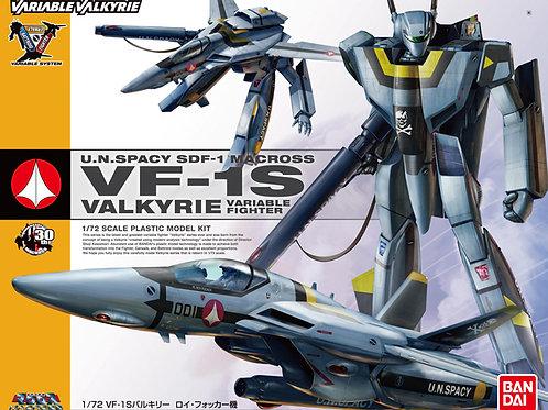 1/72 VF-1S Valkyrie Roy Focker by Bandai