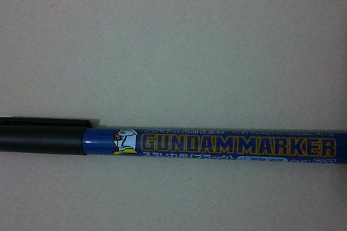 Gundam Marker: Black (Fine-tip for panel lines)