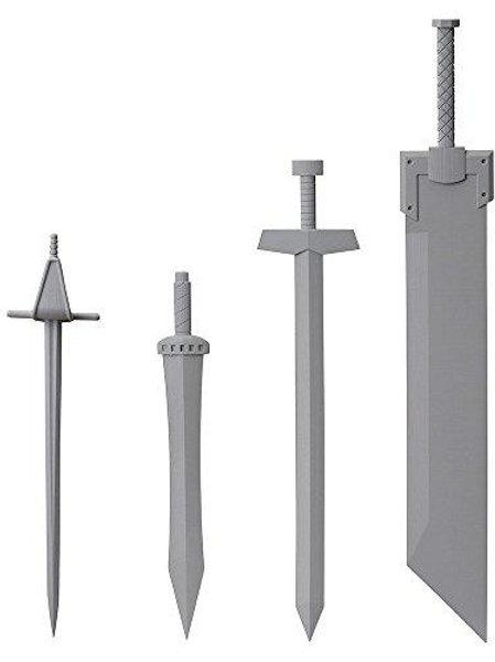 MSG Knight Sword