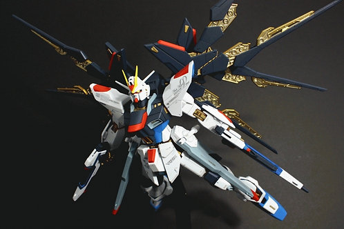 MG 1/100 ZGMF-X20A Strike Freedom Gundam