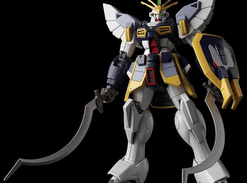 HGAC 1/144 Gundam Sandrock & Gundam Breaker Mobile Code Set