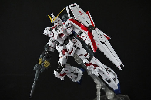 MG 1/100 Unicorn Gundam OVA