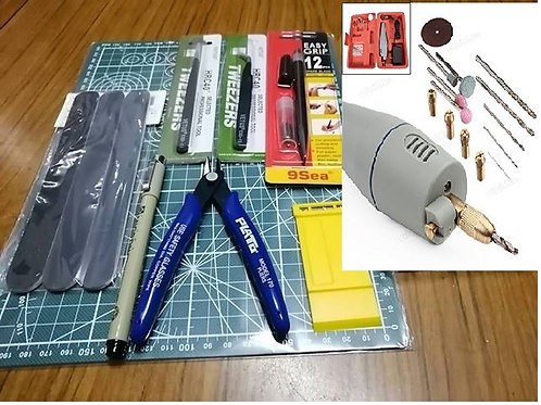 Complete Tool Set for Modeler