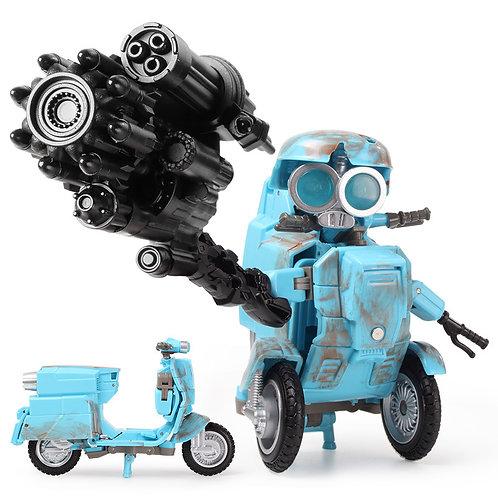 Transformers - MW-002 Spcman Luckya aka
