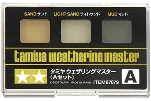 Tamiya Weathering Master Set A
