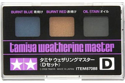Tamiya Weathering Set D