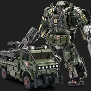 Transformers - MW-003 Motorman Sleuth ak