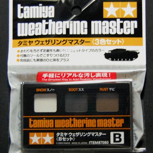 Tamiya Weathering Master Set B