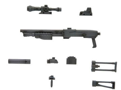 MW-16R MSG Shotgun (Renewal)