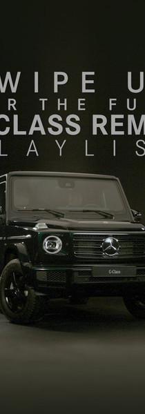 Mercedes-Benz 2019 G-Class Wagon Social Ad (Q)