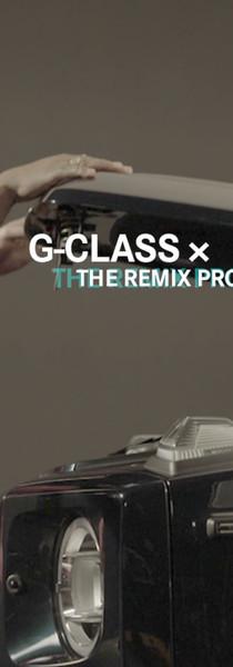 Mercedes-Benz 2019 G-Class Wagon Social Ad (P)