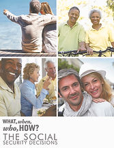 What, When, Who, How? Social Security Decisions