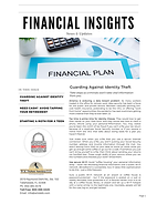 Financial Insights Newsletter MayJune 20