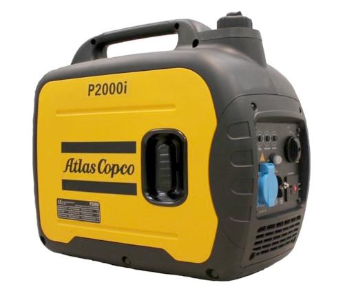 DUTTON POWER - ATLAS COPCO P200i