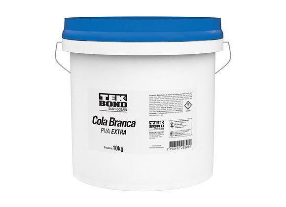 Tekbond Cola Branca Pva Extra 10kg