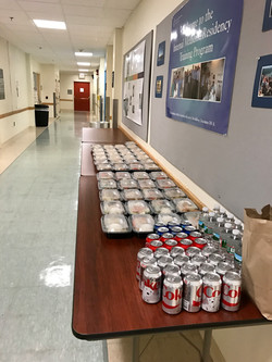 Our Catering!