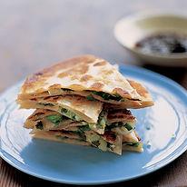 scallion pancake