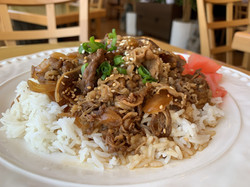 Kao Na Nua (Beef & Onion)