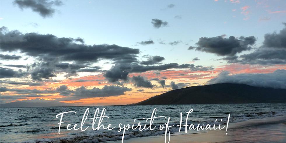 "2 Tage: Biodanza-Special ""Biodanza meets Hawaii"""