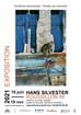 J-5  Nouvelle expo à la galerie L et dans le village en partenariat avec la Mairie de Roussillon
