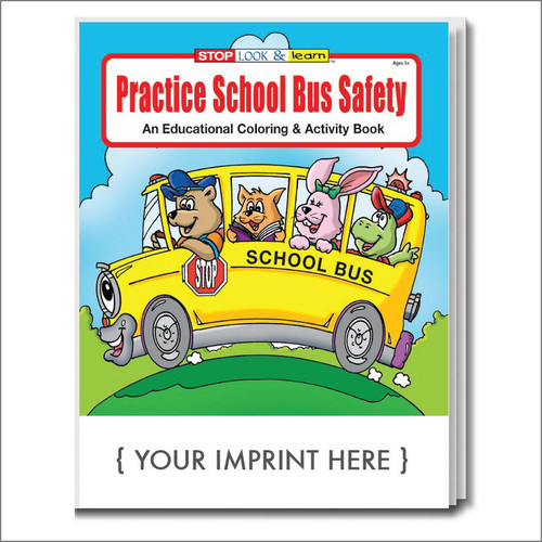 Child Safety Coloring Books