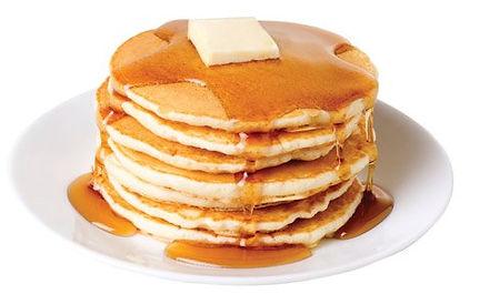 Pancake Breakfast Schedule 2020