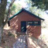 Exterior of honeymoon cabin