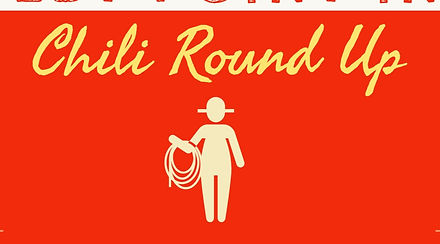 EVENT CANCELED -Chili Round-up Sun. March 15, 2020