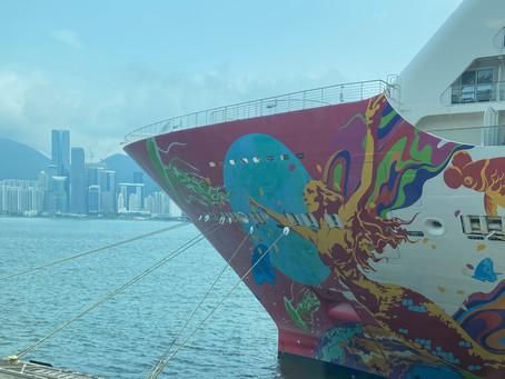 Genting Dream readies for Hong Kong Summer Seacations