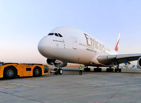 Emirates restarts flights to Hong Kong
