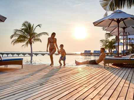 WIN a family holiday with ROBINSON Club Noonu in the Maldives!