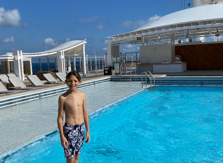 A weekend 'sailaway' with Dream Cruises