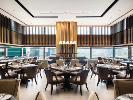 Hong Kong's Cafe Gray Deluxe to close