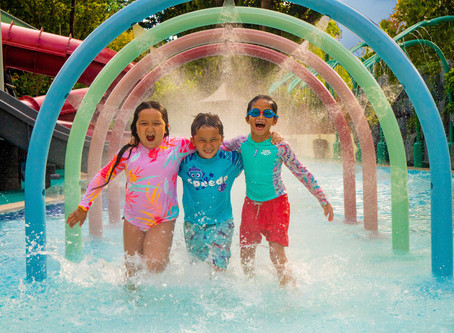 Singapore staycations for families