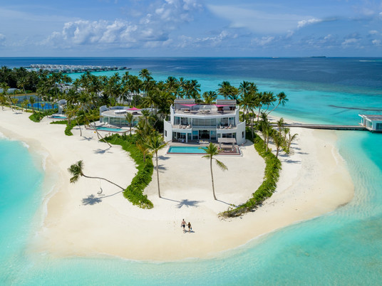 Where to book an island buyout