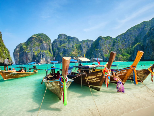 Phuket sandbox opens to the world