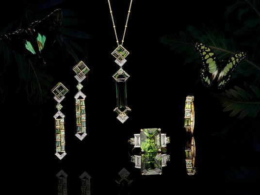 New jewellery collection shines light on conservation