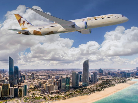 Etihad offers Covid-friendly check-in from home