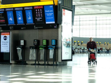 Rapid tests available for Hong Kong passengers at Heathrow