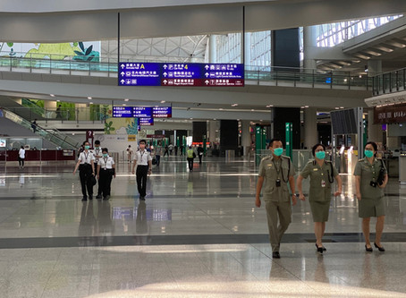 Singapore and Hong Kong propose air travel bubble