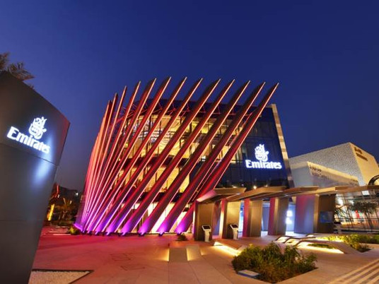 Emirates Pavilion opens at Expo 2020 Dubai