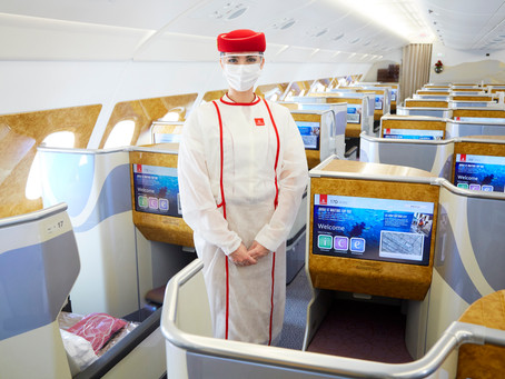 Emirates to launch expanded Covid cover