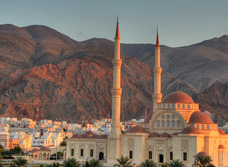 Oman opens to international flights from October 1