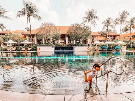 Spring staycation offers in Singapore