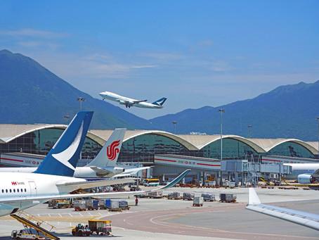 Rapid tests launched at Hong Kong Airport