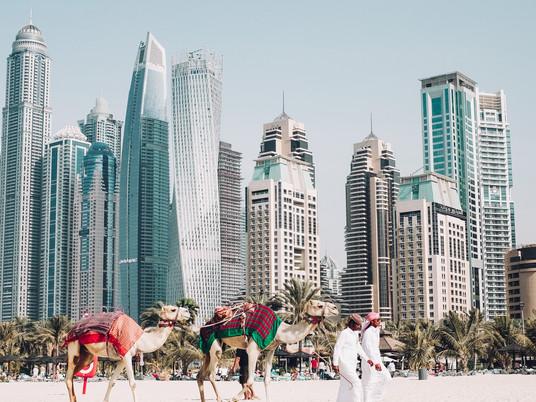 Dubai welcomes back tourists