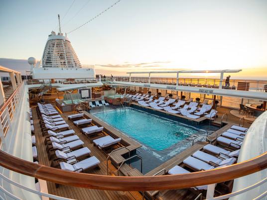 Regent Seven Seas returns to sailing