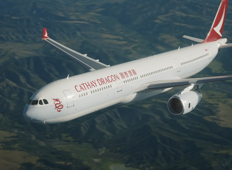 Cathay Dragon axed with thousands of redundancies