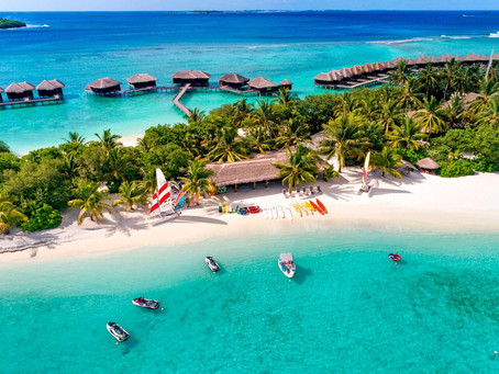 Marriott reopens its Maldives' resorts